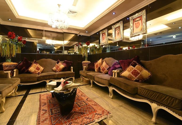Mirage Hotel, Dibba, Khu phòng khách tại tiền sảnh