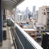 Apartament, 2 sypialnie (801A) - Balkon