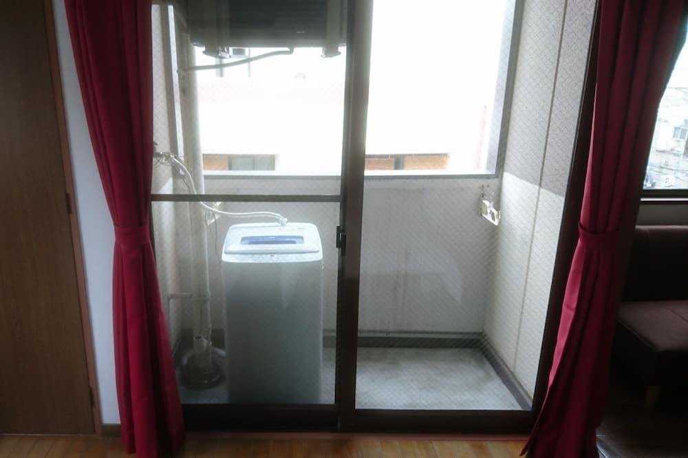 Apartment, 1 Bedroom ( 401 ) - Balcony