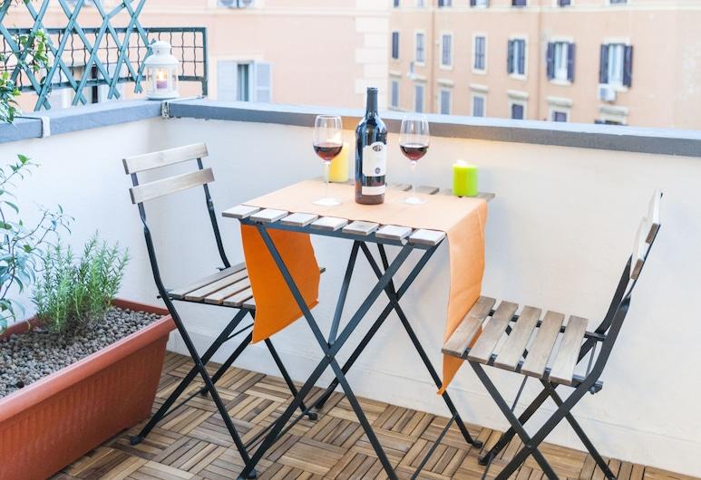 lolART - San Lorenzo, Rom, Lägenhet, 2 sovrum, Balkong