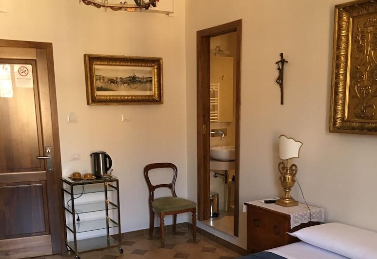 Abc Pallavicini, Rom, Dubbelrum eller tvåbäddsrum, Gästrum