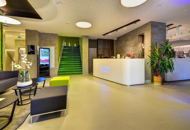 Hotel Buly Opava, Opava, Reception