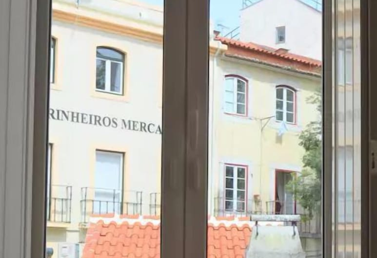 Cais do Sodré Duplex by Homing, Lisbon, Duplex, 2 Bedrooms, Patio (ground floor), View from room
