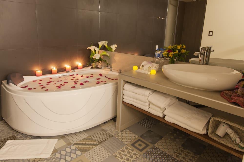 Luxury Studio Suite - Bilik mandi