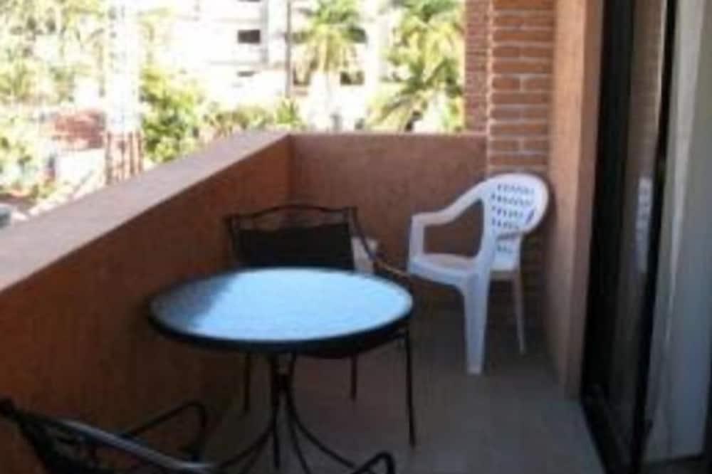 Familie appartement, 2 slaapkamers - Balkon