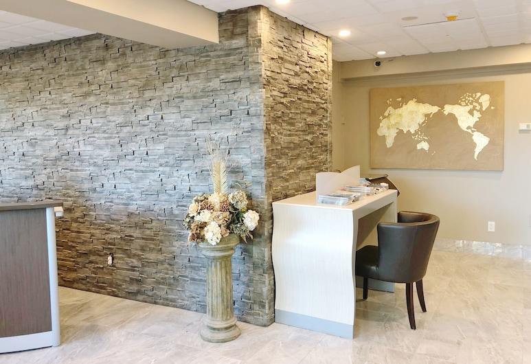 Seasons Inn Halifax, Halifax, Lobby