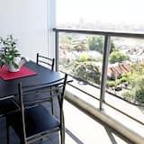 Premier appartement, 1 slaapkamer, Balkon - Balkon