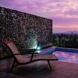 Panoramic Βίλα, 1 King Κρεβάτι, Ιδιωτική Πισίνα, Θέα στο Βουνό - Ρεσεψιόν
