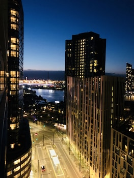 Fotografia hotela (Melbourne CBD Victoria Harbour Short Stay Service Apartments) v meste Docklands