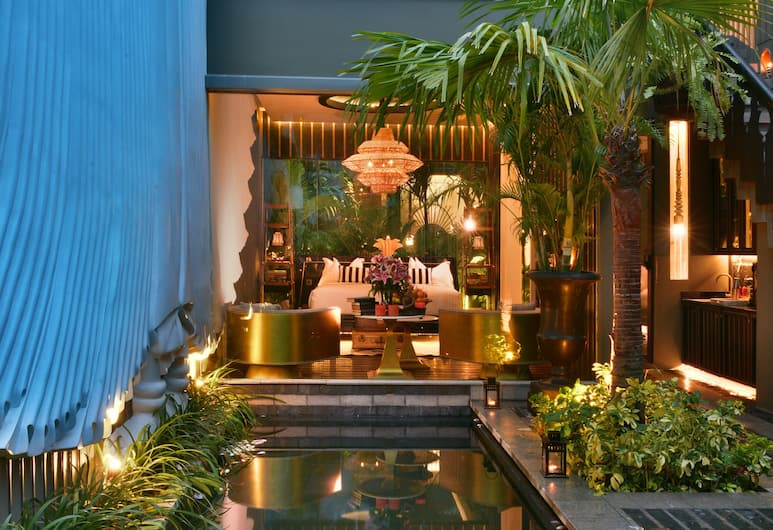 Bensley Collection-Shinta Mani Siem Reap, Siem Reap, Willa, Widok z pokoju