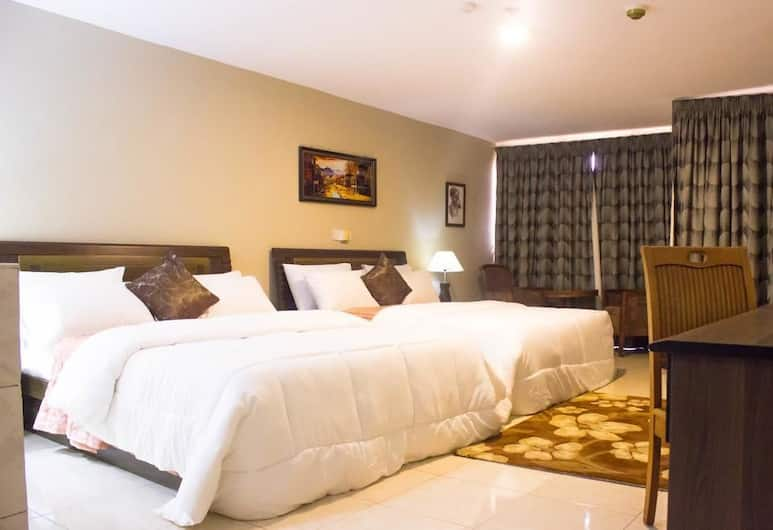 Royal Beulah Hotel, Accra, Deluxe Suite, Room