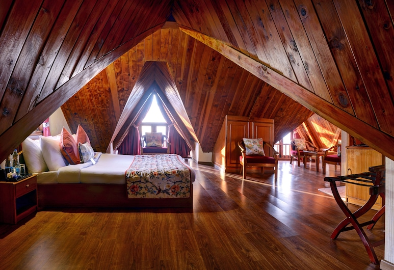 Summit Le Royale Hotel, Shimla, Shimla, Familjerum - 1 sovrum, Gästrum