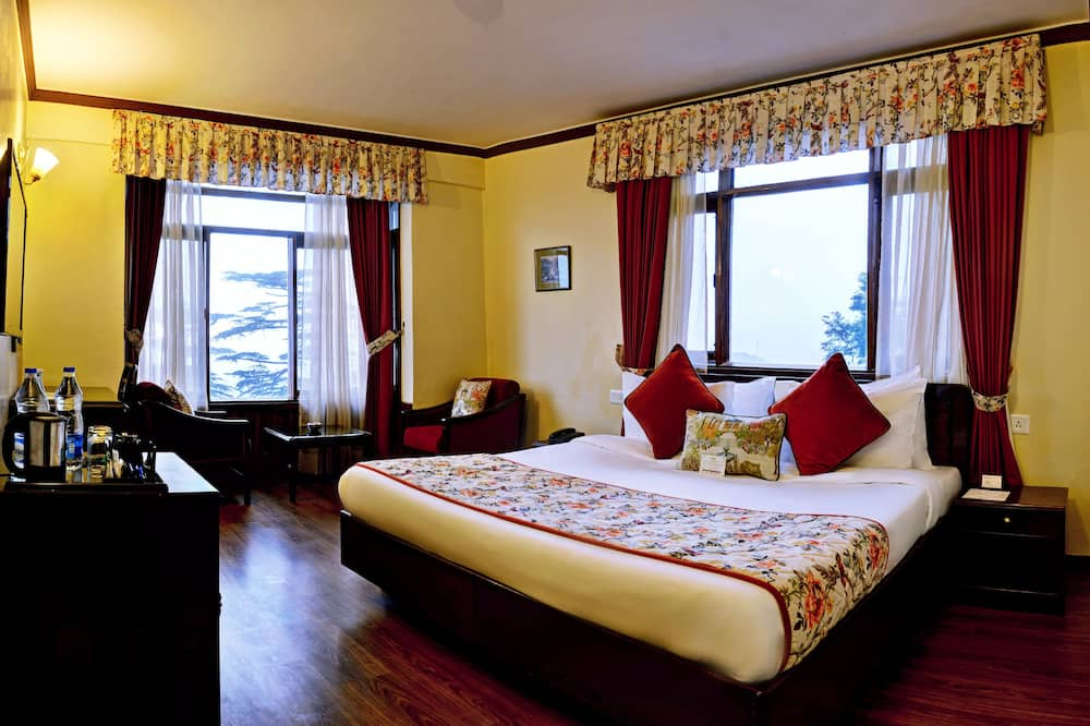 Deluxe-huone, 1 makuuhuone - Olohuone