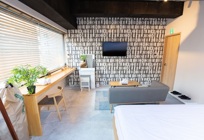 TOKYO-W-INN Asakusa - Hostel, 台東区, ダブルルーム, 部屋