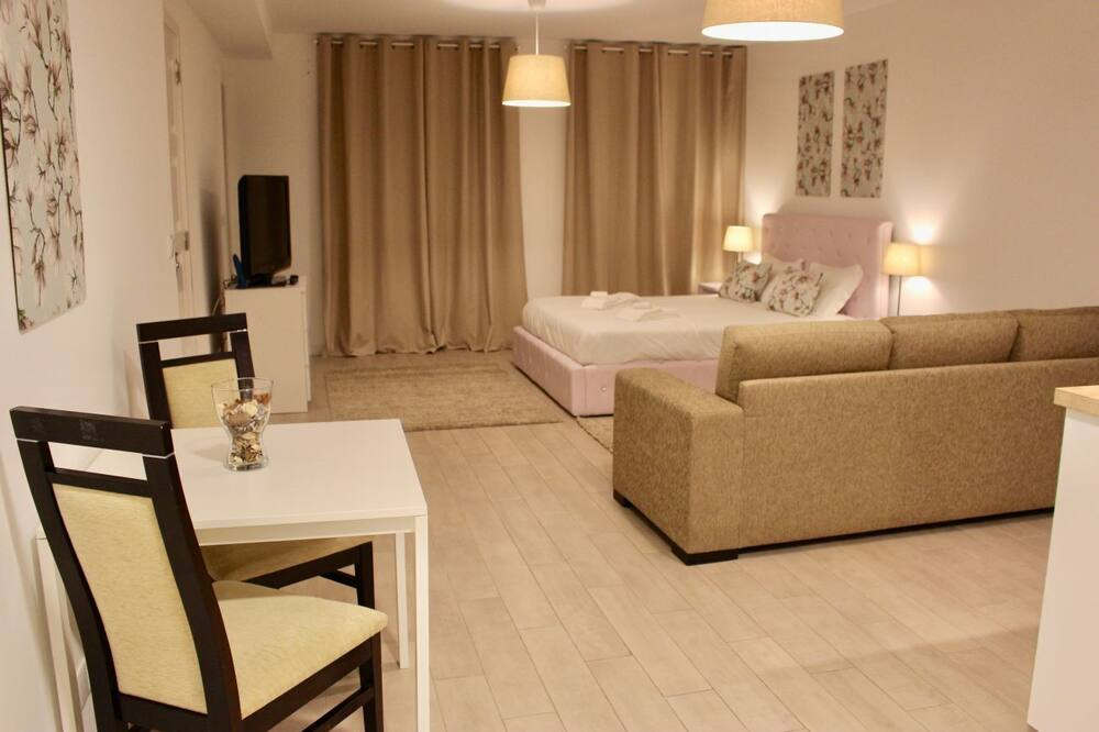 Appartement, 1 chambre (Rua do Embaixador, 110, ground floor) - Coin séjour