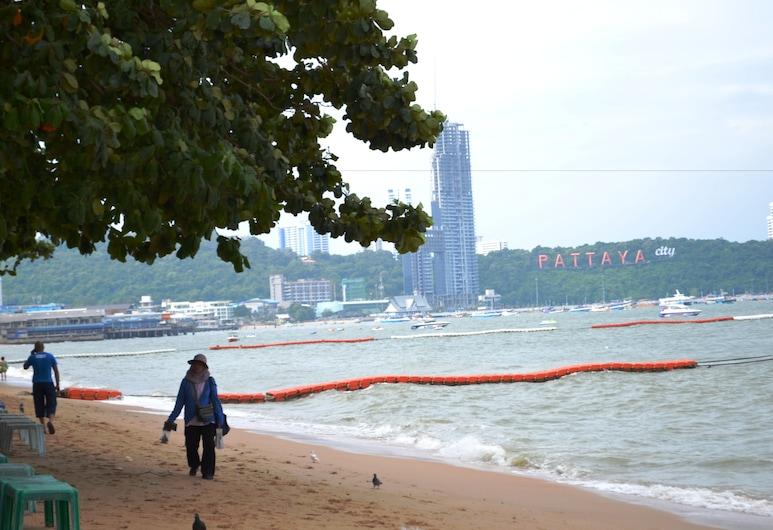 Comfort Residence, Pattaya, Strand