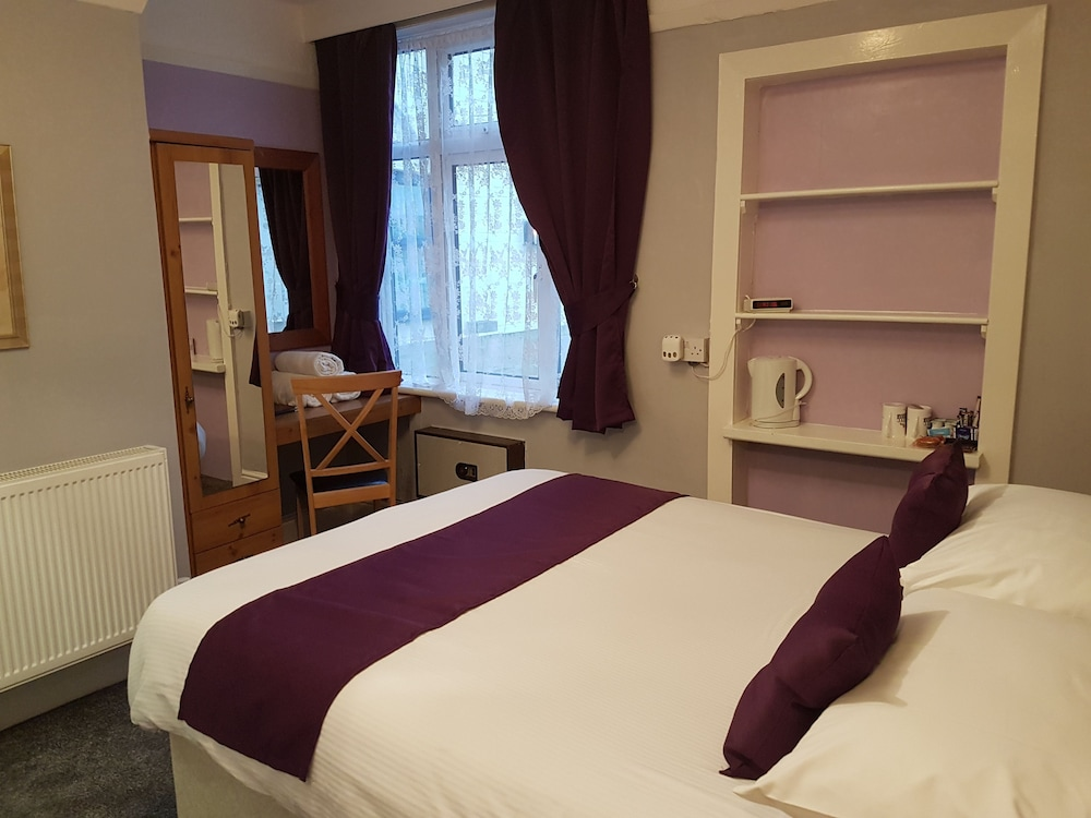 Meadows Way Guest House Uttoxeter Standard Double Room