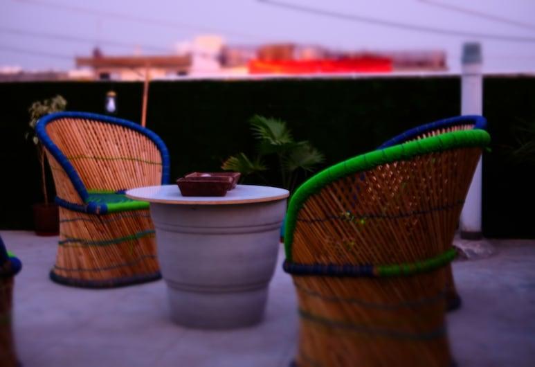 Amigos India, Yeni Delhi, Teras/Veranda