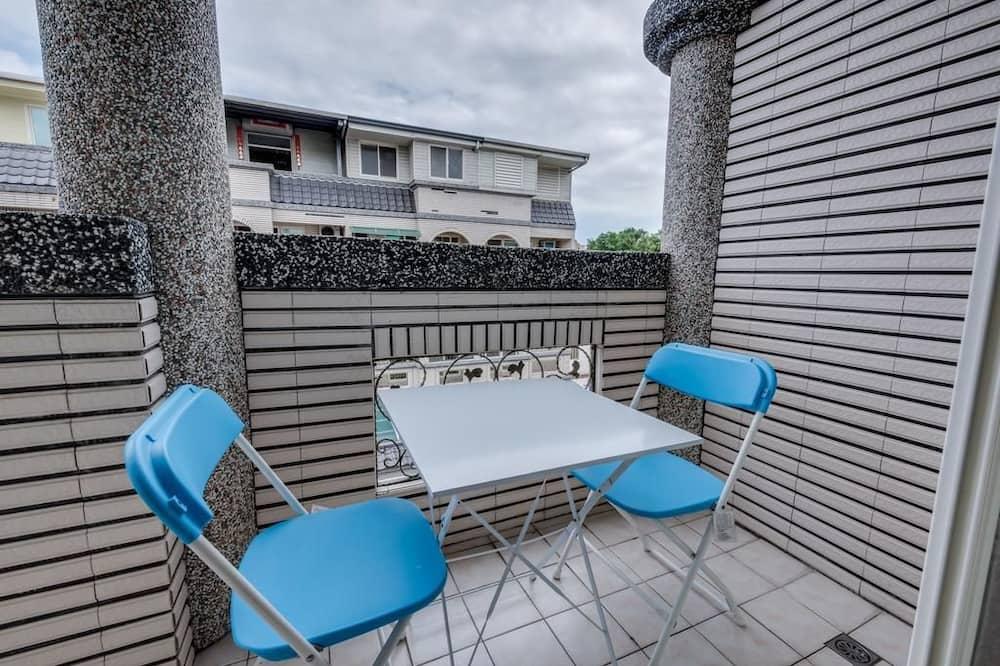 Paaugstināta komforta divvietīgs numurs - Balkons