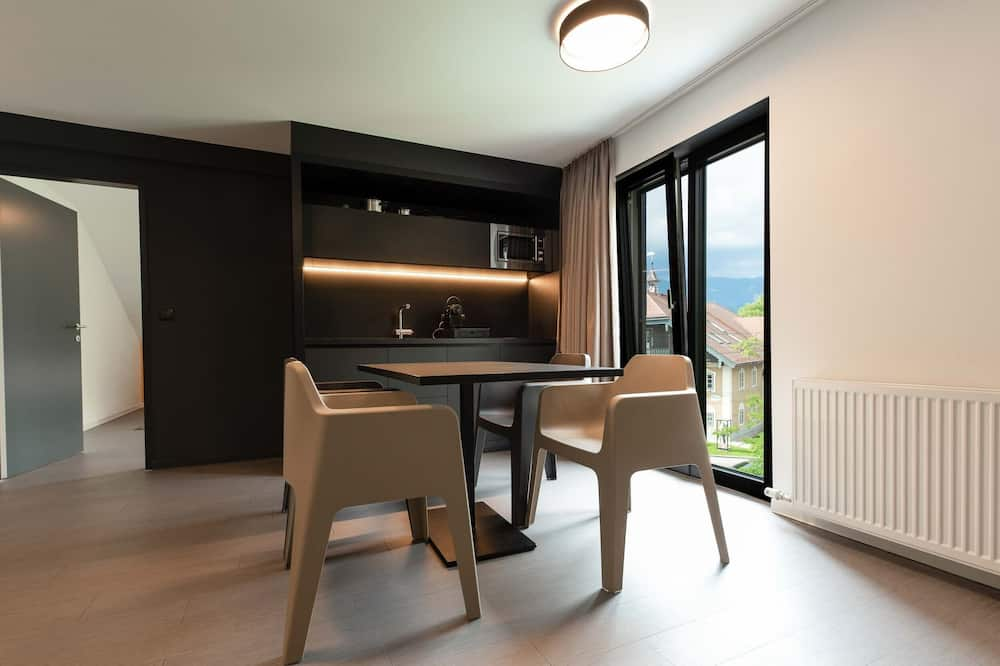 Apartment (Stay XL) - In-Room Dining