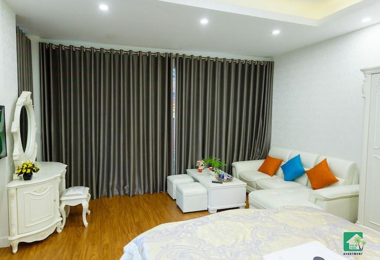 Palm Tree Apartment, Hanoi, Deluxe Apartment, Room