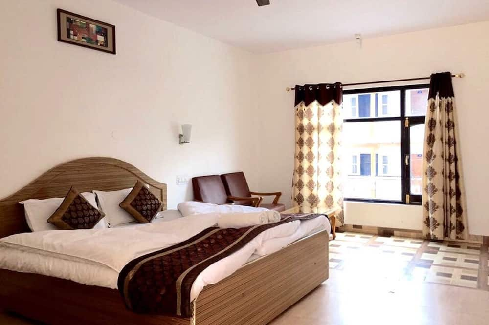 Deluxe Single Room - Living Area
