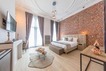 Foto van Secret Suites Brussels Royal in Brussel