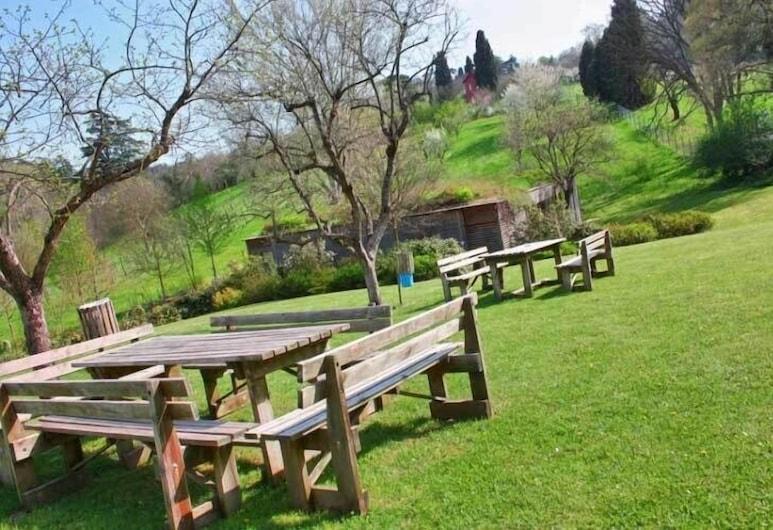 Il Villino - Casa per Ferie, Bologna, Parco della struttura