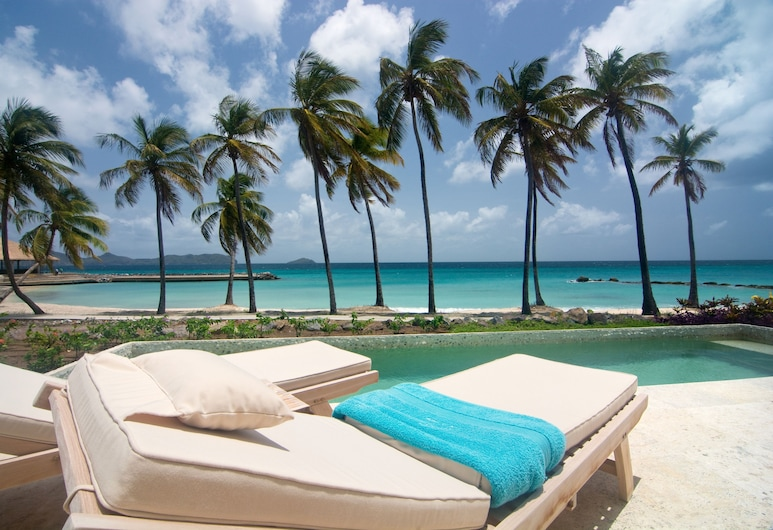 The Liming Bequia, Bequia Island, Luxury Villa, 1 Bedroom, Private Pool, Ocean View, Guest Room View