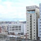 Dobbeltrom – premium, ikke-røyk (140cmBED×1, Upper Floors) - Utsikt mot høyde