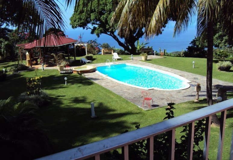 Guadeloupe-Paradisio, Pointe-Noire, Outdoor Pool