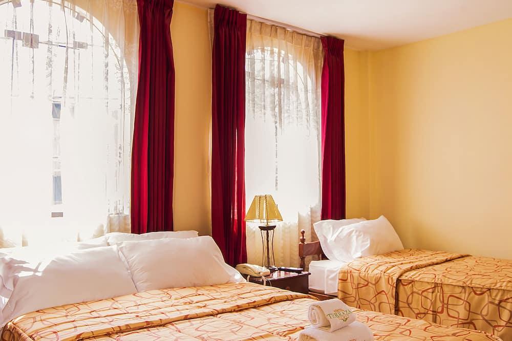חדר טווין - חדר אורחים