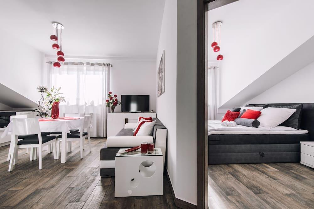 Design Apartment, 1 Bedroom, Kitchenette - Room