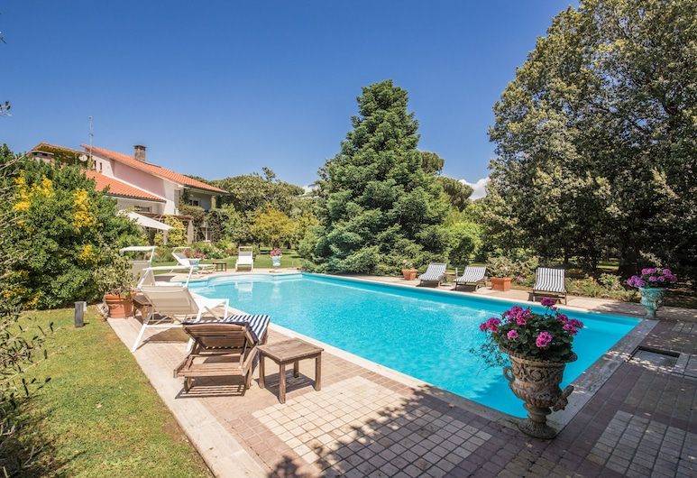 La Gaura Guest House, Rome, Outdoor Pool