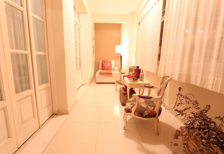LineRio Copacabana Luxury Residence #344, Rio de Janeiro, Deluxe Apartment, 3 Bedrooms, Kitchen, Beachside, Room