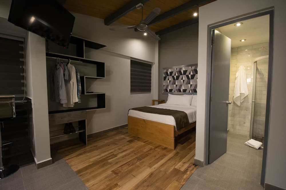 Studio Madera - Habitación