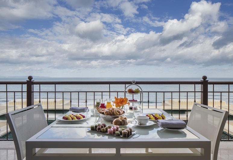 突尼斯四季酒店, 瑪沙, 尊貴客房, 1 張特大雙人床, 客房