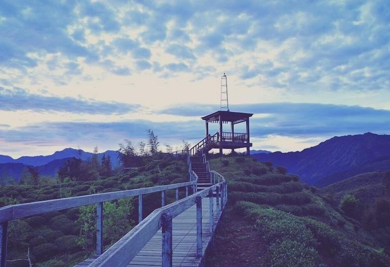 七天四季咖啡民宿, 鹿谷鄉, 住宿範圍