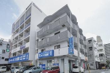 那霸OYO 44606 壺川美麗加納之家飯店的相片