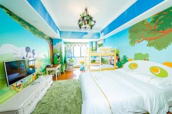 在广州的熏衣草公寓万达店照片
