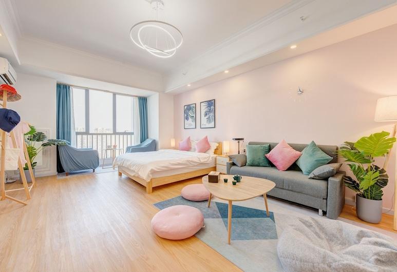 Lavender Apartment -Wanda Branch, Guangzhou, Standardzimmer, 1 Queen-Bett, Zimmer