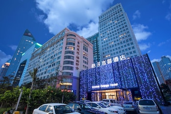 Picture of Orange Crystal Hotel Wusi Square Seaview in Qingdao