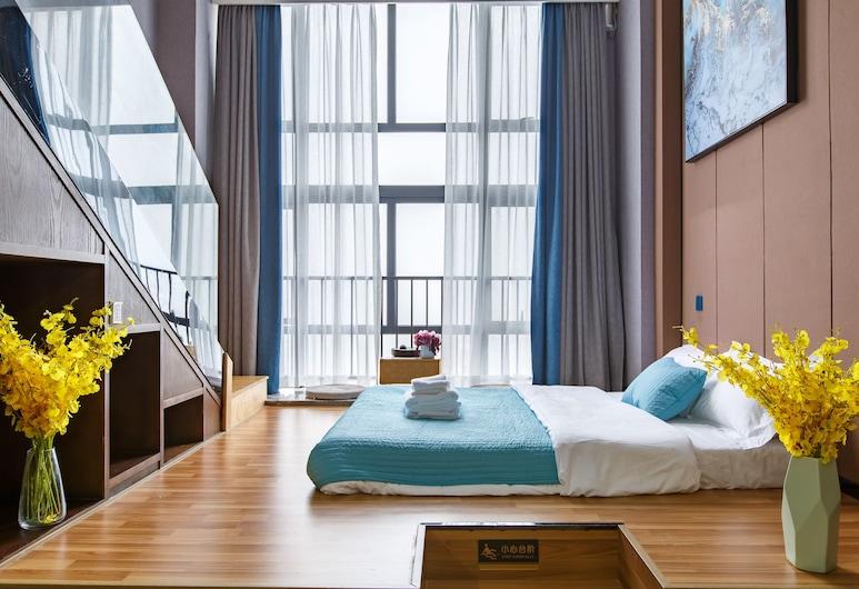 薰衣草公寓長隆店, 廣州市, 智能家居輕奢複式房, 客房