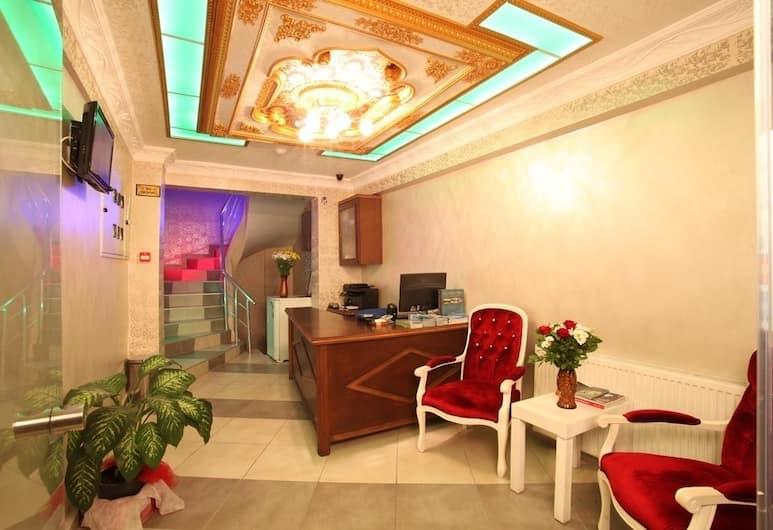 Bursa City Hotel, Bursa, Resepsiyon