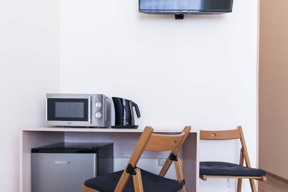 Двухместный номер «Комфорт» с 1 или 2 кроватями - Мини-холодильник