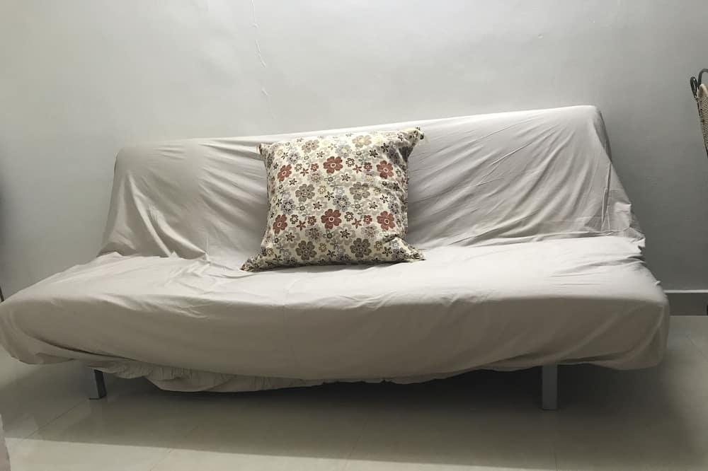 ファミリー アパートメント 1 ベッドルーム キッチン 1 階 - リビング エリア