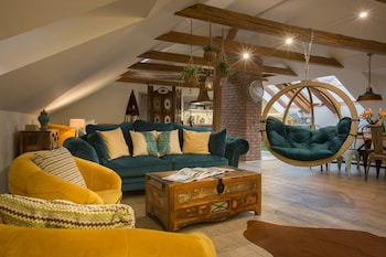 Picture of Old Town Boho Chic Attic in Prague