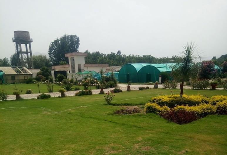 Hotel Swat Regency, Mingora, Hotelový areál