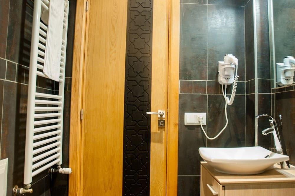 Szoba kétszemélyes vagy két külön ággyal (Oliveraie) - Fürdőszoba