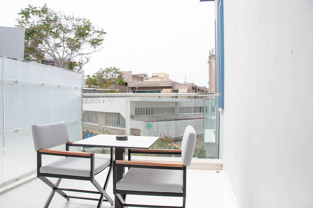 Superior soba - Pogled s balkona